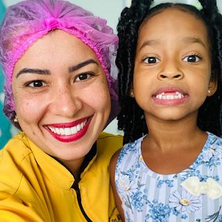 Mayara Ferreira é cirurgiã-dentista e especialista em Odontopediatria