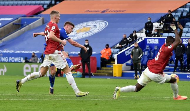 Leicester City vs Manchester United 2–2 Highlights