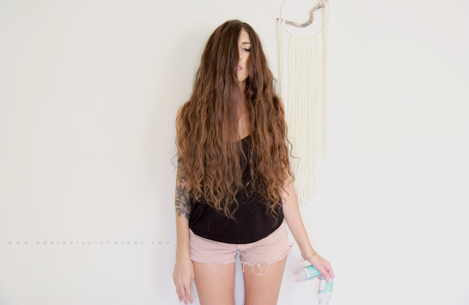 bonbons hairburst avis blog cheveux longs au naturel
