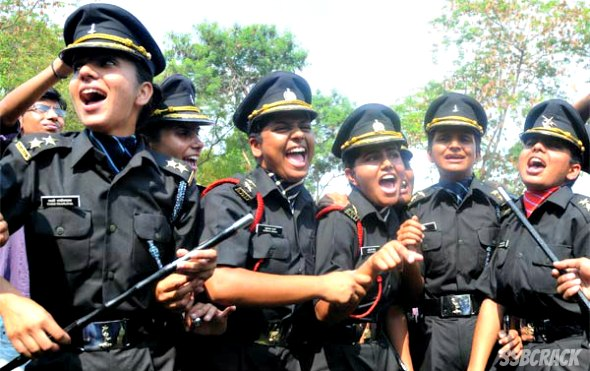 Personality Traits for an Officer