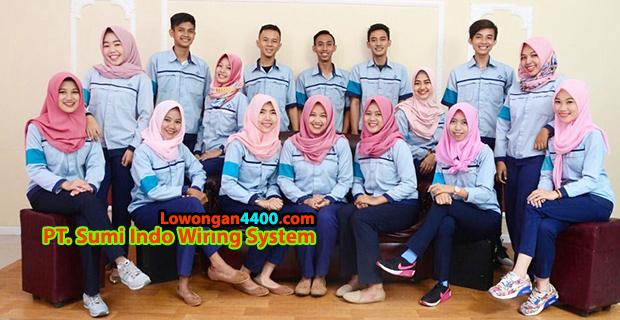 Lowongan Kerja PT. Sumi Indo Wiring System Purwakarta