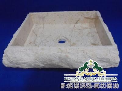 Wastafel Granit Surabaya, Harga Wastafel Persegi, Jual Wastafel Kotak