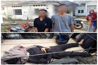 Bunuh Temanya di Kosan,  Sepasang Kekasih Diamankan Polisi Saat Hendak Buang Mayat Korban Dengan Betor