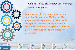 A digital safety,citizenship and learning resource for parents