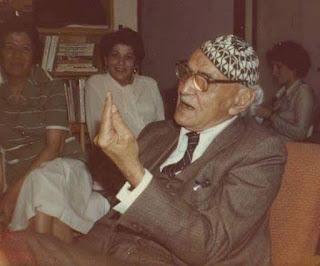 Tokoh sastra arab Muhammad Mahdi Al Jawahiri