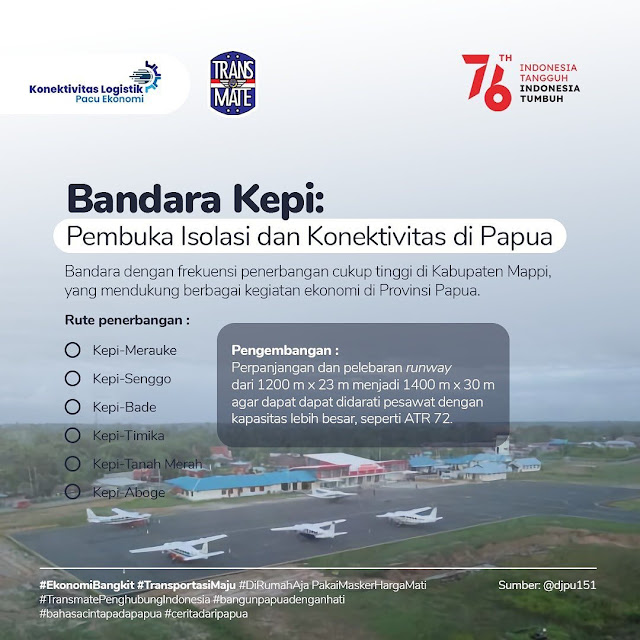Fakta Menarik Seputar PON XX Papua 11