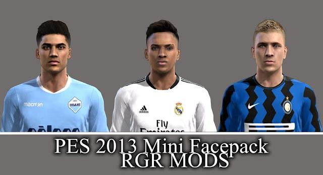 Mini Facepack #18-04-2020 PES 2013