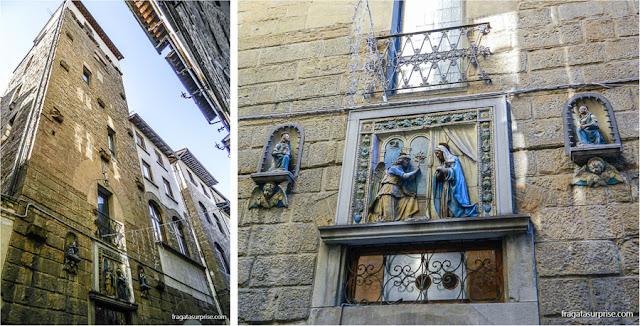 Torre dei Marsili, Oltrarno, Florença