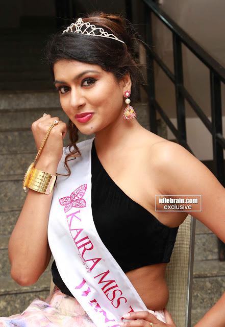 Indian Hot Actress Sai Akshatha Side View Of Melons