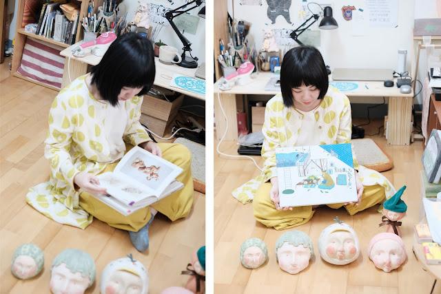 KIDISLAND兒童島插畫家Yukito的創作故事2