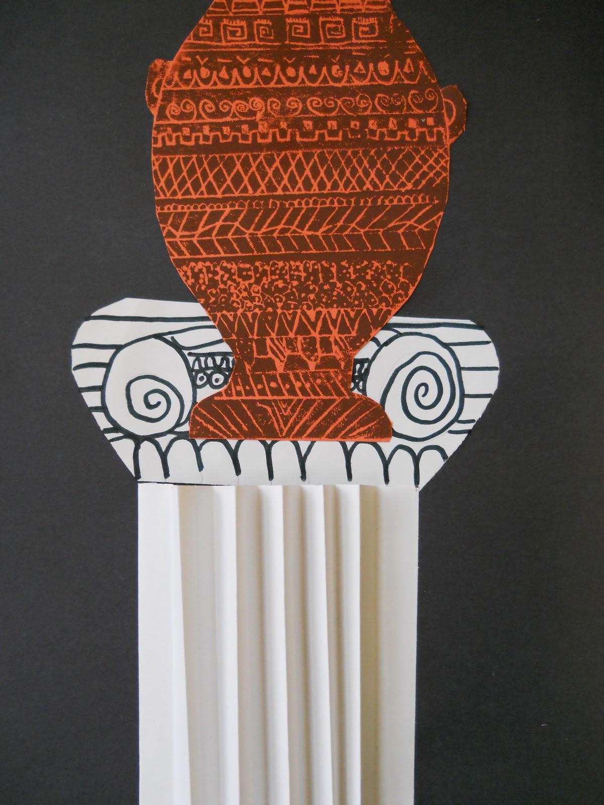 The Elementary Art Room Greek Vases