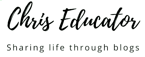 Chris Educator - Personal Effectiveness, Life and Growth