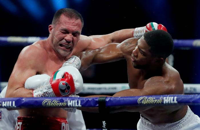 Anthony Joshua Knocks Out Pulev Whats Next?