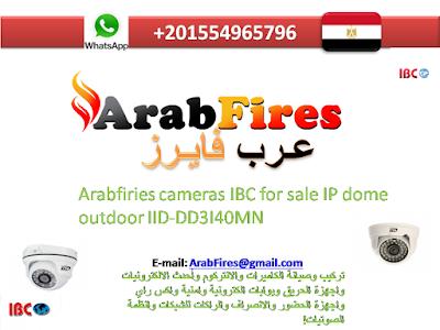 Arabfiries cameras IBC for sale IP dome outdoor IID-DD3I40MN
