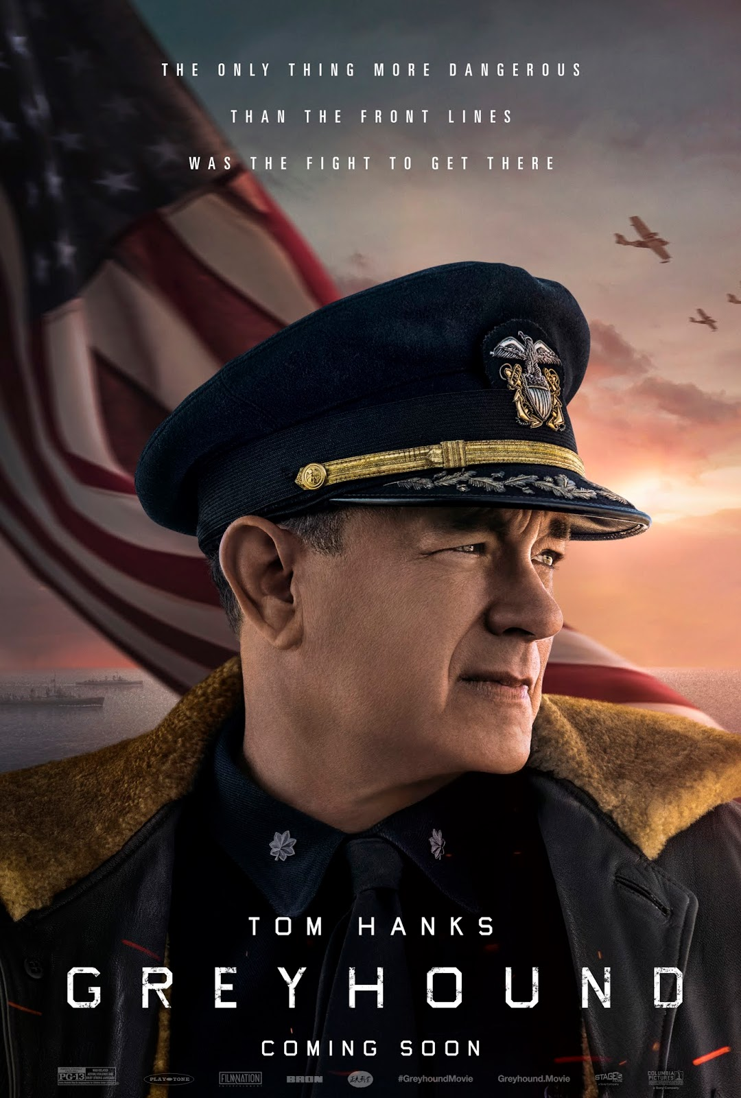 misja greyhound tom hanks film uboot apple tv recenzja