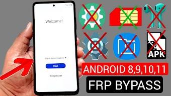 Descargar Frp bypass tool 2021 / Descargar apk bypass frp android 11, android 10, última versión/ android 11 / All samsung frp bypass android 11