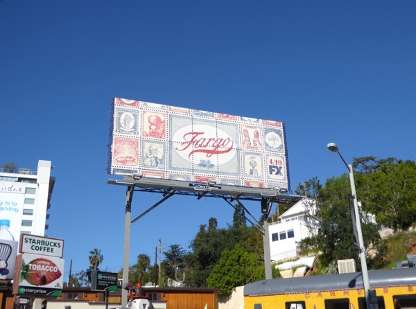 Fargo season 3 billboard