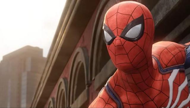 Vice President Marvel: Game Terbaru Spider-man PS4 Akan Dirilis Tahun 2017