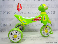 4 Sepeda Roda Tiga Merino 8508 Space Automotive