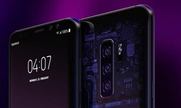 Review Samsung Galaxy S10