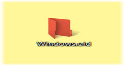 ما هو ملف windows old