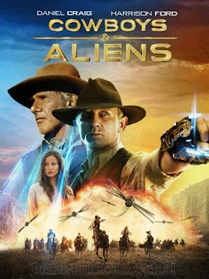 Sinopsis film Cowboys & Aliens (2011)