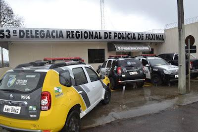 Faxinal:Homem é assaltado por um adolescente de 13 anos
