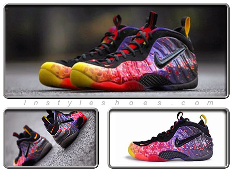 buy popular 2917a 59e88 Nike Air Foamposite Pro PRM Asteroid 616750-600