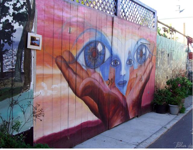 Road trip - street Art - San Francisco - USA