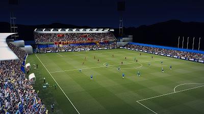 PES 2020 Stadium Pod Goricom