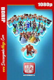 Wifi Ralph (2018) BDRip 1080p Latino