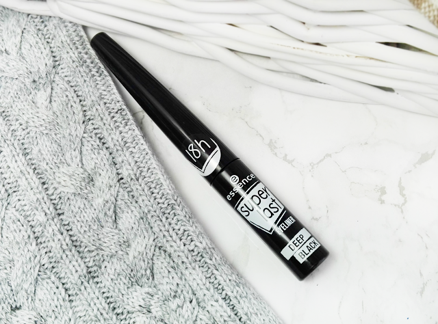 New Essence Autumn/Winter 2017 Products Superlast Eyeliner Deep Black - Lana Talks