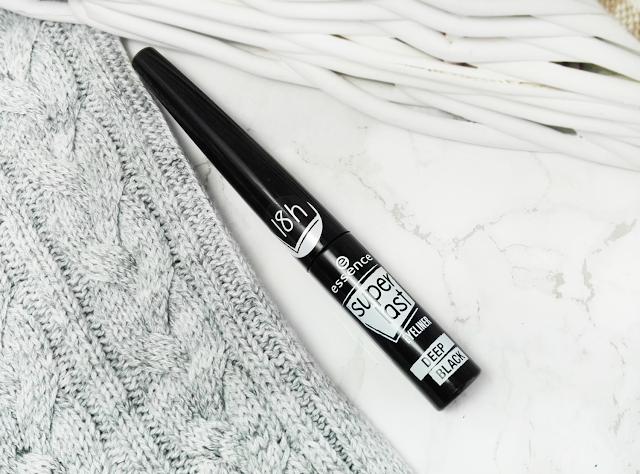 New Essence Autumn/Winter 2017 Products Superlast Eyeliner Deep Black - Lana Talks