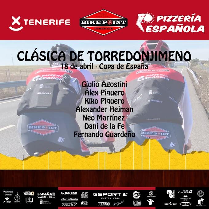 Doble frente para el Tenerife BikePoint Pizzería Española
