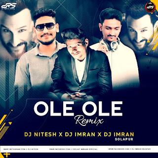 Ole Ole DJ Imran Solapur
