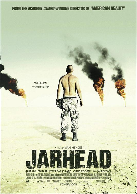 Download Jarhead (2005) Full Movie in Hindi Dual Audio BluRay 720p [1GB]