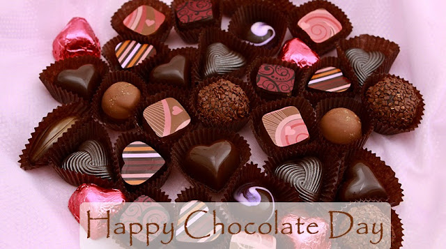 chocolate day my friend