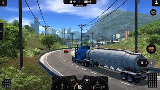 تحميل لعبة truck simulator pro 2 للاندرويد مجانا