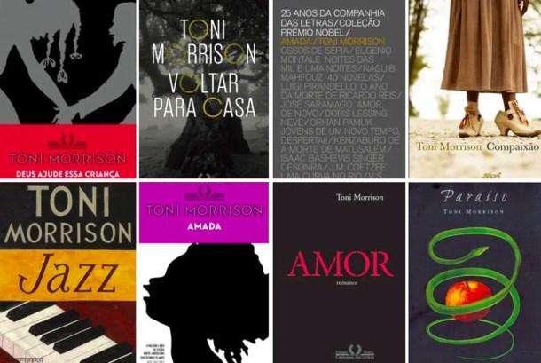 Toni Morrison Estará na História Como Uma Gigante Literária