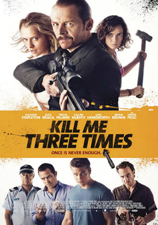 Kill Me Three Times 2014 BRRip 720p Dual Audio In Hindi English