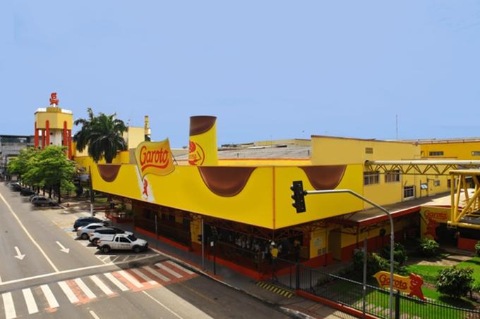 Visite a Fábrica Garoto
