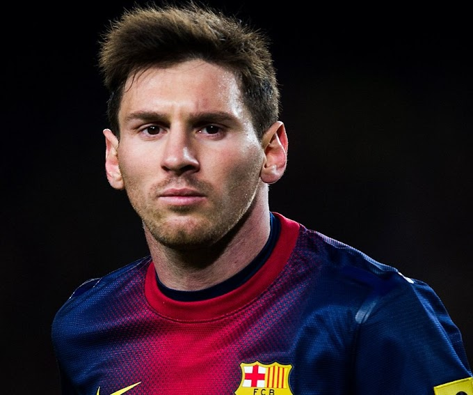 BREAKING: Lionel Messi 'given 21-month jail term' in Spain