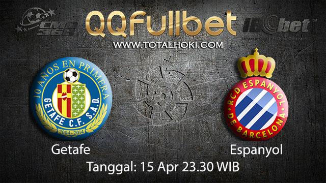 BOLA88 - PREDIKSI TARUHAN BOLA GETAFE VS ESPANYOL 15 APRIL 2018 ( SPANISH LA LIGA )