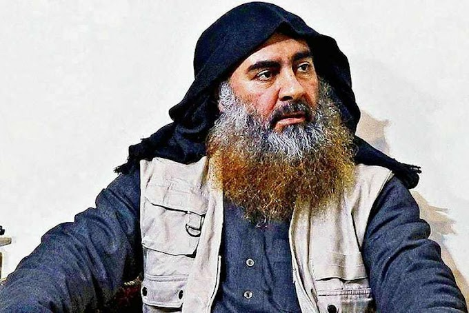 Erdogan says Turkey has captured Baghdadi's wife in Syria