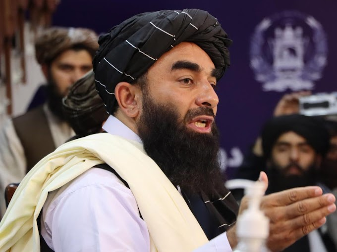 The Taliban Call For International Support To Rebuild The Afghan Economy