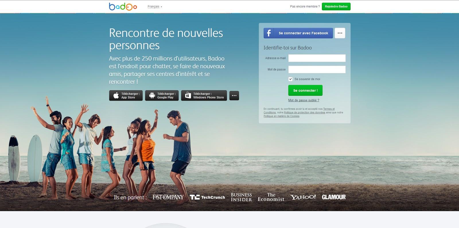 Badoo site de rencontre senegalais