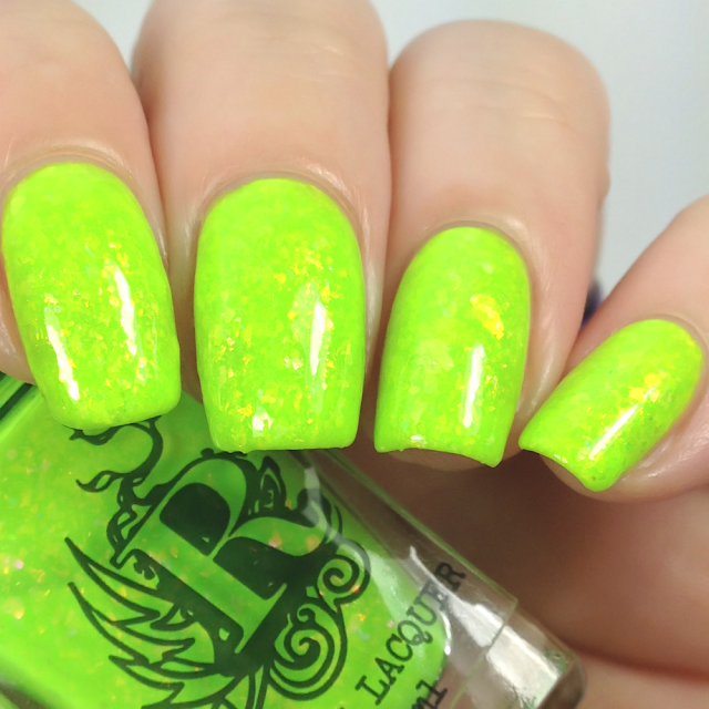 Rogue Lacquer-Down The Rabbit Hole