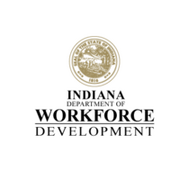 Indiana Department of Workforce Development's Logo