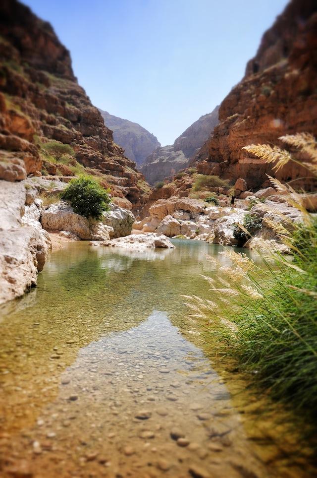 Wadi Shab,Oman