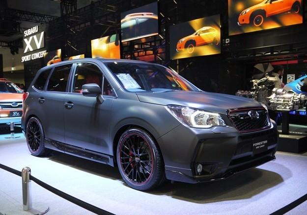 2013 Subaru Forester Sport Concept